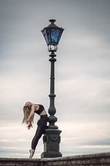 (dimitryroulland) Tags: nikon d600 85mm 18 dimitry roulland performer art natural light dance dancer ballet ballerina flexible people montpellier urban street city