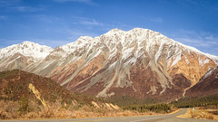 Rainbow Ridge (Explored) (frostnip907) Tags: alaska mountain scenic landscape