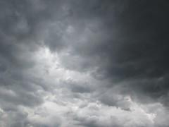 Cloudscapes #178 (tt64jp) Tags:      cloud sky nature japan gray weather  nuage wolke nube      gunma kiryu  thundercloud  thunder