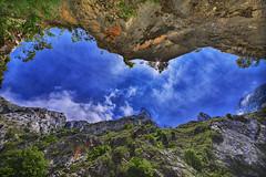 Cares Walk Picos de Europa (Ted Dobosz) Tags: picos de europa cares hdr sigma 1124mm canon 6d wide angle mountains