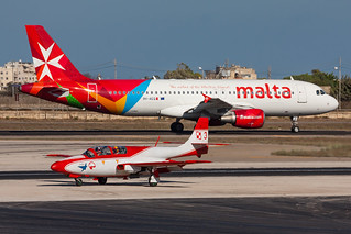 Polish Air Force / PZL TS-11 Iskra / 3 / Malta Luqa Airport / 22.09.16