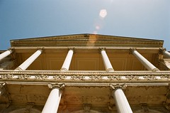 Dolmabahçe Palace (atakandiren) Tags: dolmabahçe palace istanbul sunlight blue