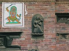 IMG_1186 (Rickard Nilsson) Tags: nepal kathmandu earthquake disaster ruins texture hindu hindi nepalese hinduism