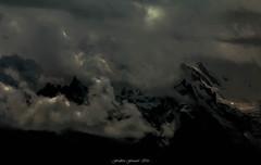 Midi-Plan dans les Tnbres (Frdric Fossard) Tags: orage tnbres tourmente lumire ombre clairobscur atmosphre dramatique peinture pictural texture luminance paysage montagne glacier aiguilleduplan aiguilledumidi alpes hautesavoie massifdumontblanc chamonix