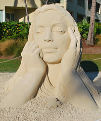 Key West (Florida) Trip 2015 0573Ri 5x6 (edgarandron - Busy!) Tags: florida keys floridakeys keywest higgsbeach casamarina sandart