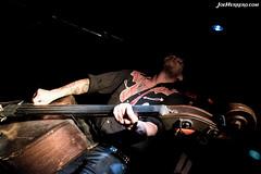Carlos Lpez (Lucky Dados) (Joe Herrero) Tags: lucky dados rock roll rockabilly psychobilly concierto concert punk music live directo madrid wurlitzer ballroom joe herrero wwwjoeherrerocom carlos lopez contrabajo