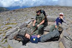Kevin & Sons (Sotosoroto) Tags: dayhike hiking mtrainier burroughsmountain cascades mountains washington