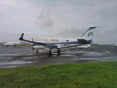 G-MOSJ (Rob390029) Tags: jota aviation beechcraft beech king air c90 gjota prop propeller aircraft civil civilian transport transportation travel newcastle airport ncl egnt