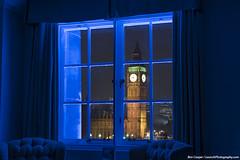 London through the window (Ben_Cooper) Tags: london england uk unitedkingdom bigben ben clocktower tower city skyline greatbritain britain clock night parliament westminster palace palaceofwestminster elizabeth elizabethtower