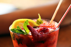 IMG_9314 (photosic_kw24) Tags: drinks alcohol strawberries macro