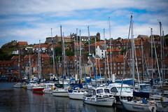 masts (pamelaadam) Tags: whitby engerlandshire sea boat summer august 2016 holiday2016 digital fotolog thebiggestgroup