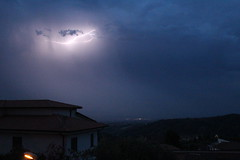 Thunder (Matahyus) Tags: thunder fulmine storm tempesta pioggia rain clouds nuvole notte night mbuzati italy light luce elettricit power nature