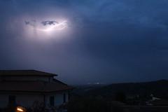 Thunder (Matahyus) Tags: thunder fulmine storm tempesta pioggia rain clouds nuvole notte night mbuzati italy light luce elettricità power nature