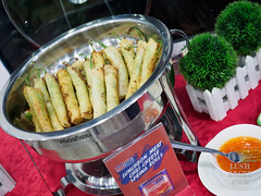 purefoods-spring-roll (LushAngel) Tags: purefoods purefoodsphilippines purefoodsevent purefoodssipandgogh sipandgoghkapitolyo
