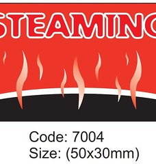 Steaming Food Label - Chameleon Print Group - Australia (Chameleon Print Group) Tags: signprinting businesscards promotionalproducts graphicdesignservices printingservices labelprintingservices stickerprintingservices best binding bulk business colour commercial companies company corporate creative custom design digital document format fullcolour graphics highresolution largeformat local office offset print printers printing professional quality service services specialised specialists speciality spotcolour stationery trade wholesale wideformat australia australian queensland widebay frasercoast harveybay bundaberg marlborough sunshinecoast