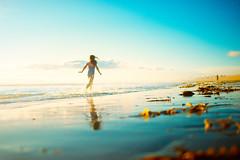 take me away (demandaj) Tags: nikon 35mm adventure life happy run free splash seaweed