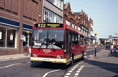 Ilkeston Paladin (Moving Britain) Tags: ilkeston paladin trentbuses l105lra