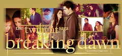 Header para o blog Saga Twilight Breaking Dawn (Malu Mariano Gomes) Tags: twilight header blogspot saga fansite robertpattinson breakingdawn kristenstewart