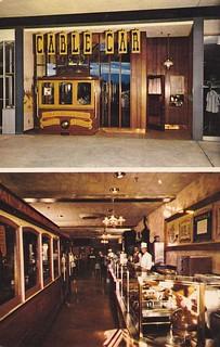 Cable Car Restaurant Valley Fair Shopping Center