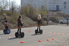 2013-05-04 fast and furious 0262 Promotion girls on segway (quart71) Tags: car denmark fast bil danmark carshow fredericia biler furious streetfire 2013 promogirl promotionalmodels promotionsgirls promotionsgirl