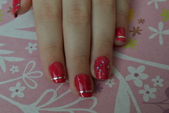 Juliana S  (Blog Juliana S) Tags: pink azul glitter blog nail rosa dourado roxo nailart unha risqu esmalte degrade colorama unhasdecoradas mofeita monsterhigh