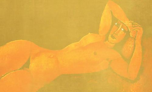 "Majas, homenajes de Francisco de Goya y Lucientes (1802), Eugéne Delacroix (1826), Amadeo Modigliani (1916), Pablo Picasso (1906), (1931), (1959), (1964). • <a style=""font-size:0.8em;"" href=""http://www.flickr.com/photos/30735181@N00/8747969792/"" target=""_blank"">View on Flickr</a>"