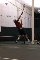 Big Foot High School Boys Tennis Overhead (BenG94) Tags: tennis overhead singles highschooltennis bigfoothighschool bigfoothighschoolboystennis