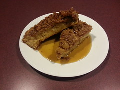 Baked French Toast (DennisDippary) Tags: food breakfast french toast syrup