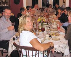 Thanx 2007 34 (tineb13) Tags: thanksgiving dan mike tom tim ray evelyn matthew rita jim karen kelly starr 2007