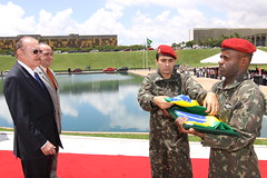 Fotos produzidas pelo Senado (Senado Federal) Tags: jovemsenador2010 congressonacional solenidade diadabandeira senadorjossarneypmdbap bandeiradobrasil braslia df brasil bra