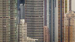 Hong Kong Density~5 (HutchSLR) Tags: hongkong density canon china chinese city cityscape canon5dmarkiii hutchslr urban skyscraper
