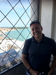 Bill Coyle of Encompass the World (KHM Travel Group) Tags: etw encompass world travel italy rome bill coyle pope leaning tower pisa singing angels