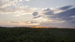 Slipping Over the Edge DSL9383.explored (iloleo) Tags: landscape grasses sunset maboucoalminesbeach clouds novascotia scenic summer nature capebreton nikond7000