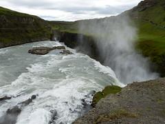 P1870426 Gullfoss waterfall  (37) (archaeologist_d) Tags: waterfall iceland gullfoss gullfosswaterfall