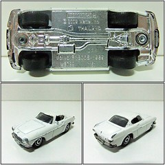 1969 VOLVO P1800S MB799 - MATCHBOX (RMJ68) Tags: volvo p1800 p 1800 s p1800s 1969 matchbox mattel diecast coches cars juguete toy 161