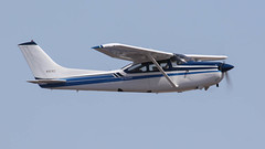 Cessna TR182 Skylane RG N757EZ (ChrisK48) Tags: 1979 cessnatr182 kdvt n757ez skylanerg phoenix 182 cessna182 phoenixdeervalleyairport aircraft airplane dvt