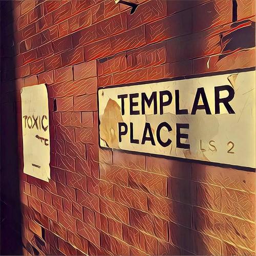 Toxic place #leeds #prisma