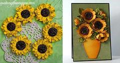 Lm thip hoa hng dng tng thy c (quatangthuongyeu) Tags: lm qu handmade gift