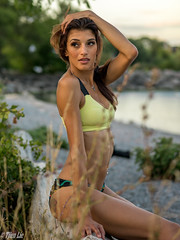 DSC08128 (Tjien) Tags: beach volleyball summer 2016 bfg swimsuit portrait outdoorportrait
