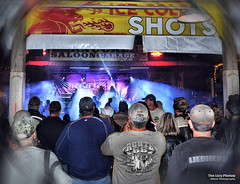 Aug 6 2016 - Rockin' music at The Knucke Saloon in Sturgis (lazy_photog) Tags: lazy photog elliott photography sturgis south dakota black hills classic motorcycle rally races knuckle saloon lazelle street band party dancing 080616sturgisday1