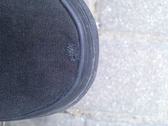 VANS shoes :( (Pajousa) Tags: disappointed