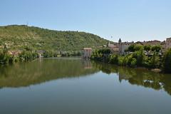 Cahors (andreytfc) Tags: cahors river reflection