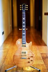 2008 Gibson Les Paul Studio Premium Plus (Daniel Y. Go) Tags: nikon nikond810 d810 fx philippines guitar music 10top gibson lespaul lespaulstudio premiumplus