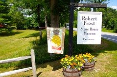 Robert Frost, the Stone House (bwile) Tags: robertfrost vermont museum poetry