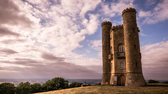 The Broadway tower - Broadway, United Kingdom - Travel photography (Giuseppe Milo (www.pixael.com)) Tags: natural color print nature broadway brown orange trees tree uk photography sky england wallart geotagged unitedkingdom photo peaceful fineart prints landscape sunset vacation old european mountains landmark outdoor landscapes park country clouds view countryside blue photograph outside beautiful travel tower scenic history colors green outdoors europe horizontal colorful onsale