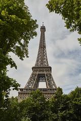 Torre Eiffel 2 (CarlosJ.R) Tags: pars torre torreeiffel francia eiffel