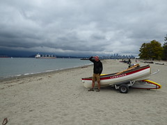 Baywatch - anyone else? (misiekmintus) Tags: baywatch vancouver bc canada