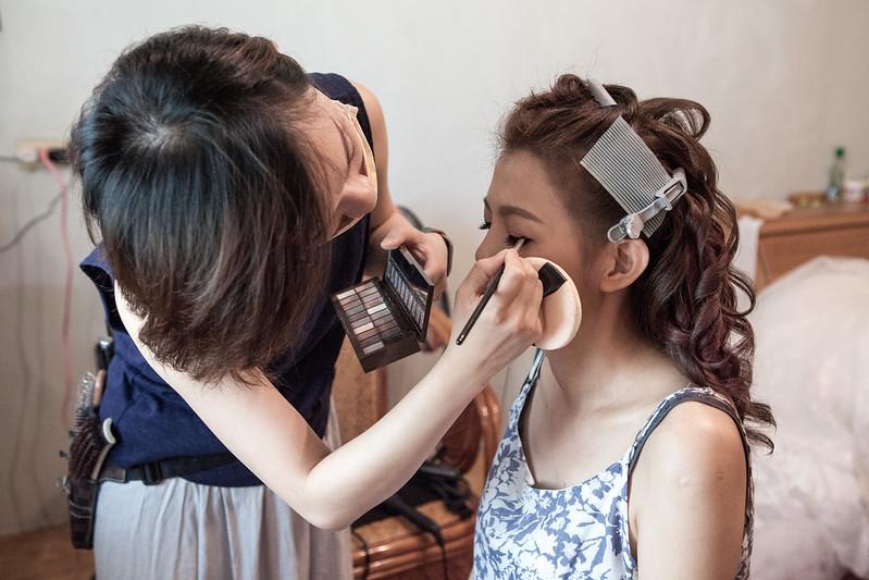 孟峰&梵齡 婚禮紀實-9