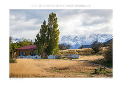 The little house of the sharp mountains (www.sicilylandscape.com) Tags: torresdelpaine patagonia cile