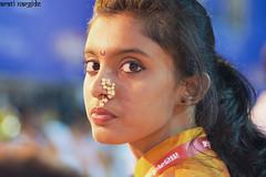 .... (aratinargide) Tags: nikond7100 pune ganpativisarjan dhol tasha pathak marathi portrait tokina100mm talgarjana pratishthan